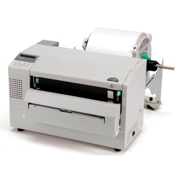 Toshiba B-852 printer with cutter