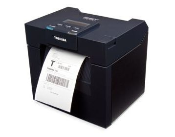 Toshiba DBEA4D2 Double Sided Printer with Label