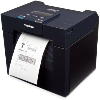 Toshiba double sided printer