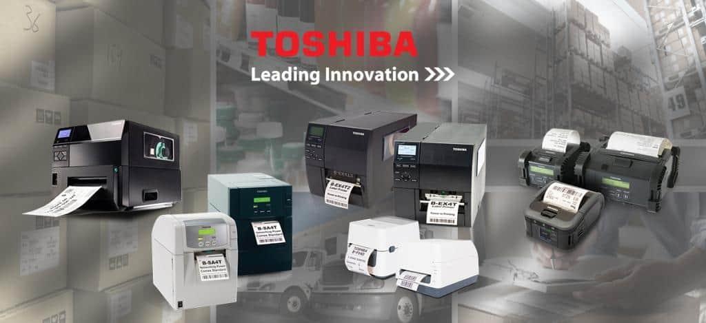 Toshiba Printer Range